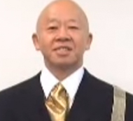 人前式司会者(ミニスター) 堀部 武司